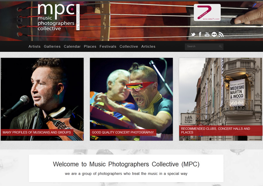 MPC - Music Photographers Collective