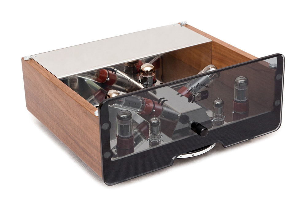 Egg-Shell - recommended valve amplifier
