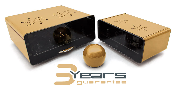 EGG-SHELL valve amplifiers 3 years warranty