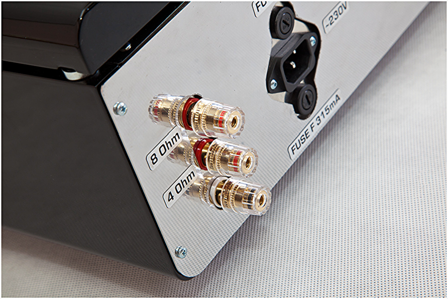 Audiophille Magazine: Egg-Shell Prestige 20WK - test