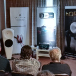 Len HiFi System with Egg-Shell amplifier n Audio Days in Bonn 2015