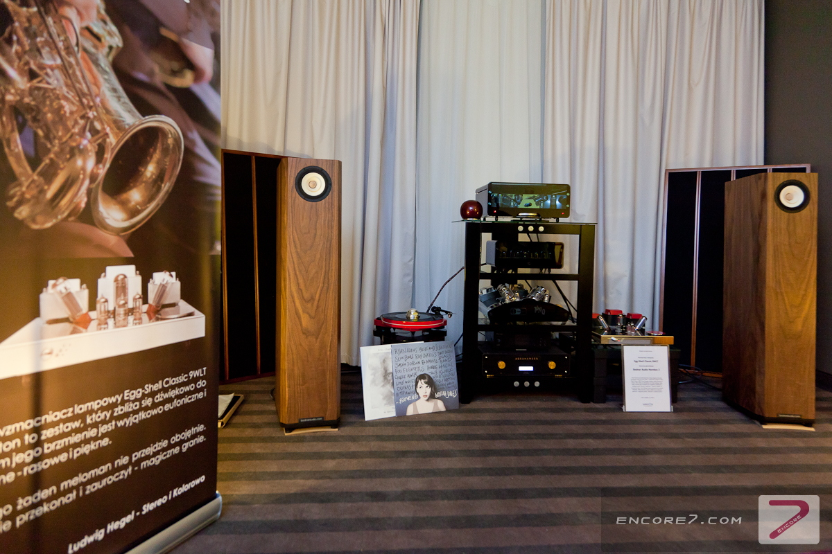Audio Video Show 2015 Warszawa - EGG-SHELL