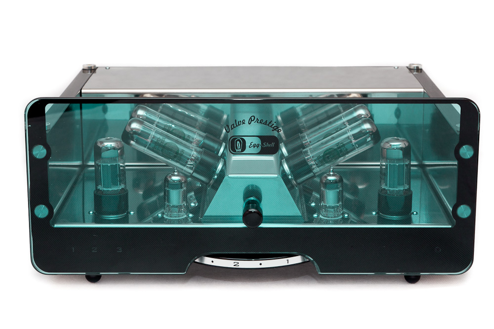 Egg-Shell Prestige 18WSH valve amplifier