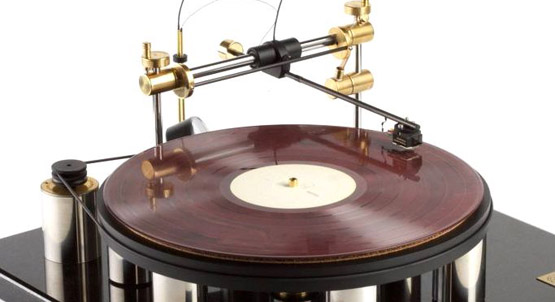 Pre-Audio Turntables