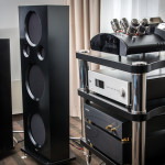 EGG-SHELL - vacuum tube amplifiers at Audio Video Show Warsaw 2019
