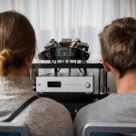 EGG-SHELL vacuum tube A-Class amplifiers from Europe